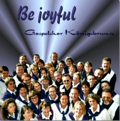 "CD-Cover ""Be joyful"""